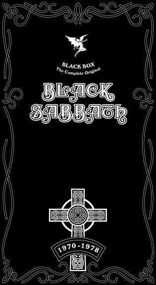 Black Box – Black Sabbath Online