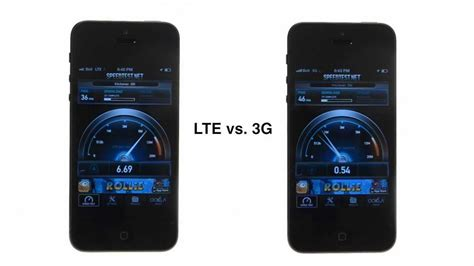iphone   lte   speed test youtube