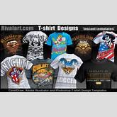 Rivalart - Sports Clipart, Mascot Clipart and T-shirt Designs