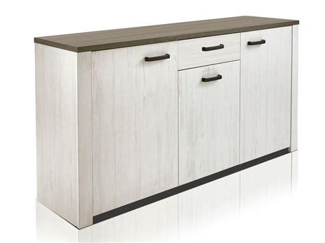 aparador de salon mueble aparador de sal 243 n buffet ceniza con cajones y puertas