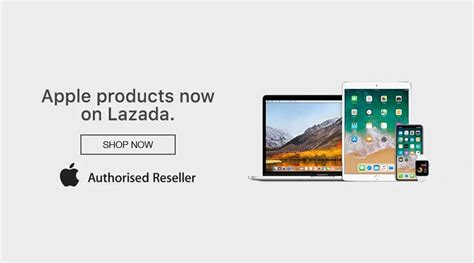 apple lazada lazada apple store officially opens with 20 off on