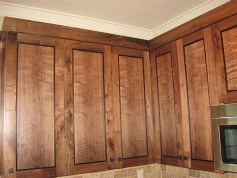kitchen cabinets walnut figured walnut cabinets portland oregon