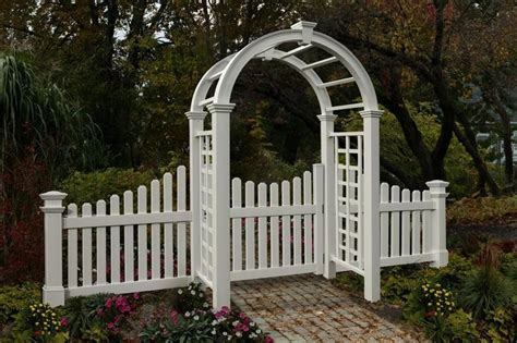 Wedding Arch Rental Erie Pa by New Arbors Decorative Nantucket Deluxe Garden
