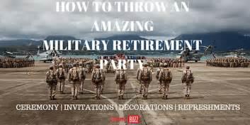 military retirement party military retirement party ideas
