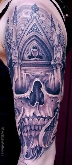 evil half sleeve tattoo designs johan finne s designs tattoonow