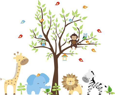 animal wall decals for nursery animal wall decals for nursery modern home interiors