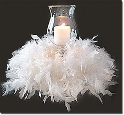 Oh He Proposed Centerpiece Ideas Feather Feather For Centerpieces