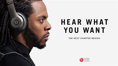 beats by dre x dez bryant hear what you want check out the beats by dre commercial which
