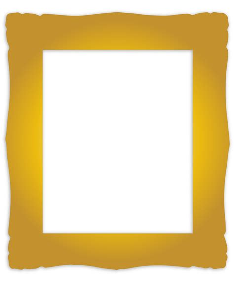 clipart picture gold frame vintage clipart free stock photo