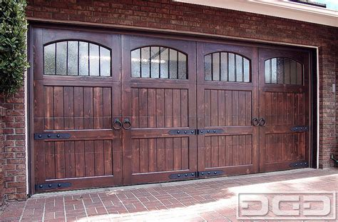 California Garage Door California 14 Custom Architectural Garage Door Dynamic Garage Door