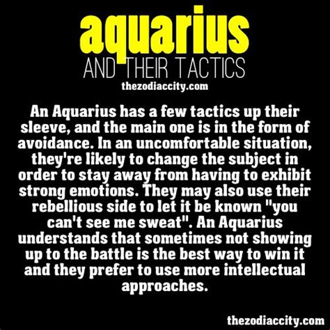 Aquarius Meme - zodiac aquarius and their tactics lol pinterest