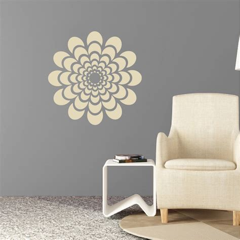 floral wall stencils for bedrooms flower wall decal bedroom wall sticker murals