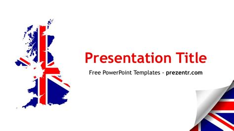 Free United Kingdom Powerpoint Template Prezentr Ppt Templates Microsoft Powerpoint Templates Uk