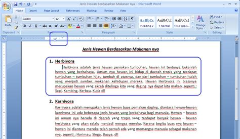 tugas 3 membuat teks prosedur pengurusan ktp cara melakukan format paragraf pada dokumen kerja