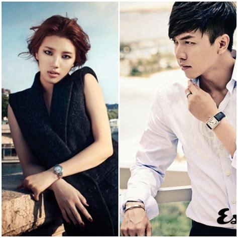 lee seung gi dan suzy hot couple 1 bae suzy and lee seung gi seungzy