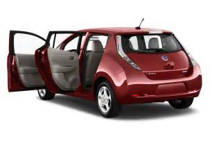 2012 Nissan Leaf 2012 Nissan Leaf Reviews And Rating Motor Trend