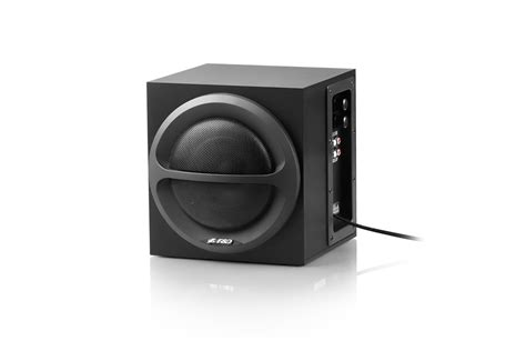 F D Bluetooth Hitam F380x fenda speakers 2 1 speakers