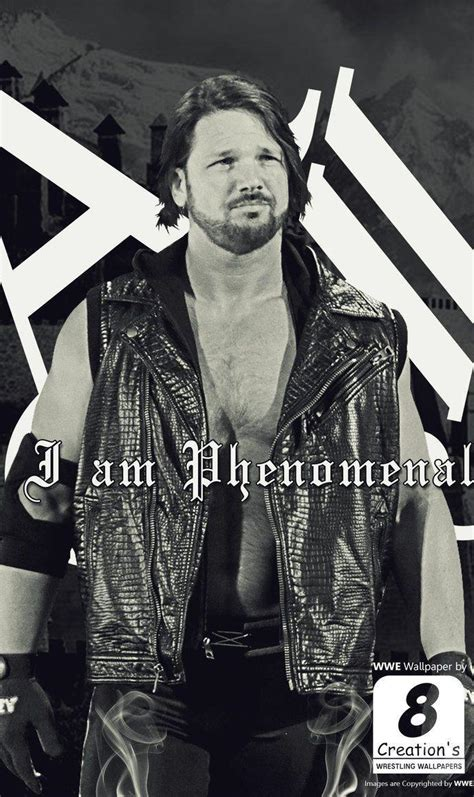 wallpaper for iphone wwe a j styles wwe wallpapers wallpaper cave