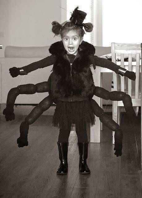 homemade exorcist costume halloween web kreyv stella s spider costume bag