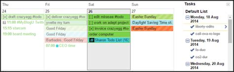 M Calendar Setup How To Manage Your Productivity And Workflow With