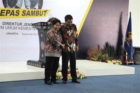 Hukum Kepegawaian Di Indonesia Eds 2 lepas sambut dirjen ahu direktorat jenderal administrasi