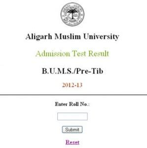 Amu Mba Result by Amu Bums Result At 2018 2019 Management