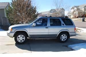 2001 Nissan Pathfinder 2001 Nissan Pathfinder Pictures Cargurus
