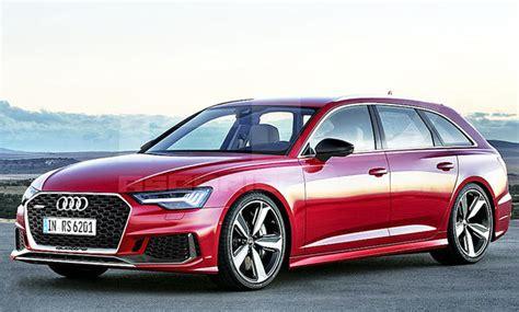 Neuer Audi Rs6 by Audi Rs 6 2019 Erste Fotos Update Autozeitung De