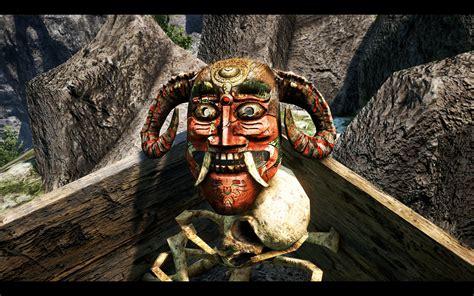 Maskara Citra masks of yalung far cry wiki fandom powered by wikia