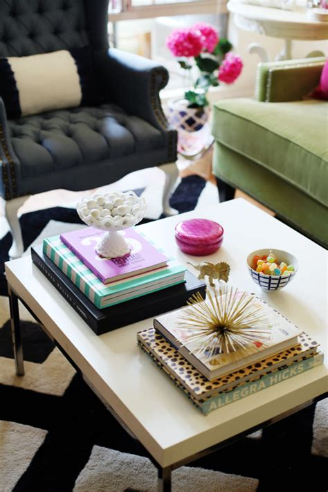 how to style a coffee table styling your coffee table best friends for frosting