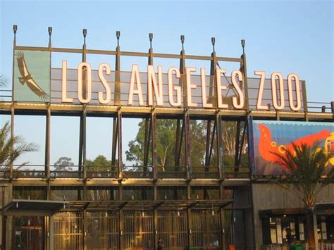 Los Angeles Zoo And Botanical Garden Botanical Gardens La Zoo And Botanical Gardens