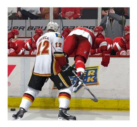 hit the bench mat langford s gaming world nhl 12 could either be the best or worst hockey