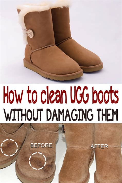 how to clean ugg slippers without ugg cleaner how to clean ugg boots without damaging them house