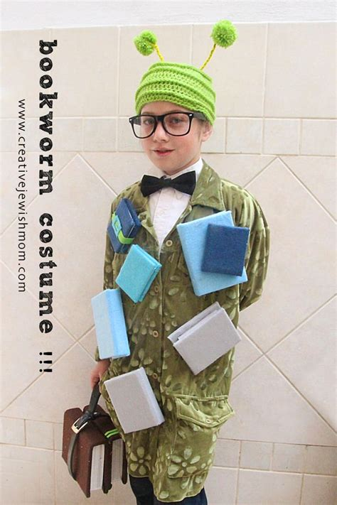 bookworm costume  whip    night creative