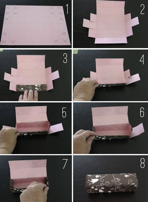 diy macaron box template best 25 diy box ideas on