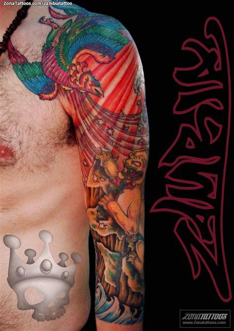 imagenes tatuajes orientales tatuaje de orientales brazo