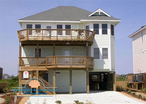 outer banks beach house kiwi beach house 1103 nags head rentals outer banks