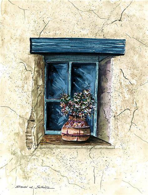 Window Sill Paint Southwest Window Sill By Steven W Schultz