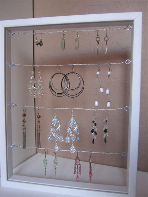 diy earring holder best 25 diy earring holder ideas on earing holder earring holders and diy earing