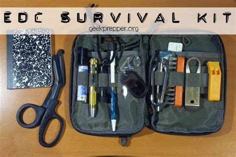 survival kit edc survival kit prepper