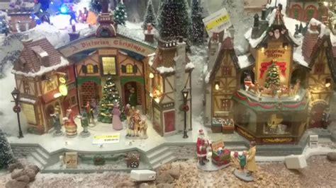 minuiture christmas towns town toys de no 235 l miniature