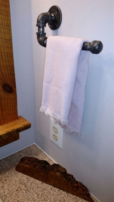 hand towel holder bathroom 25 best ideas about hand towel holders on pinterest