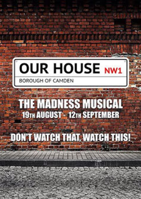 our house musical cast musical theatre news casting announced for the madness musical our house at union