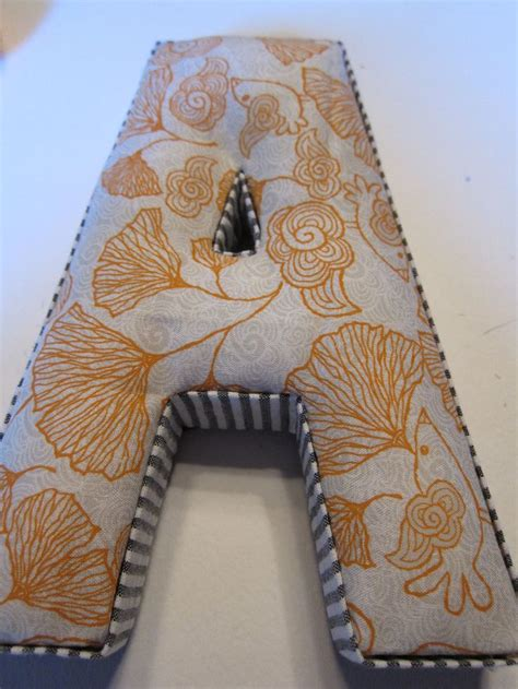 best 25 fabric covered letters ideas on pinterest sofa