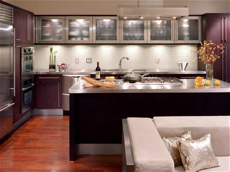 Kitchen Cabinets Small Modern Kitchen Cabinets For Small Kitchens Kitchen Ideas And Design Gallery
