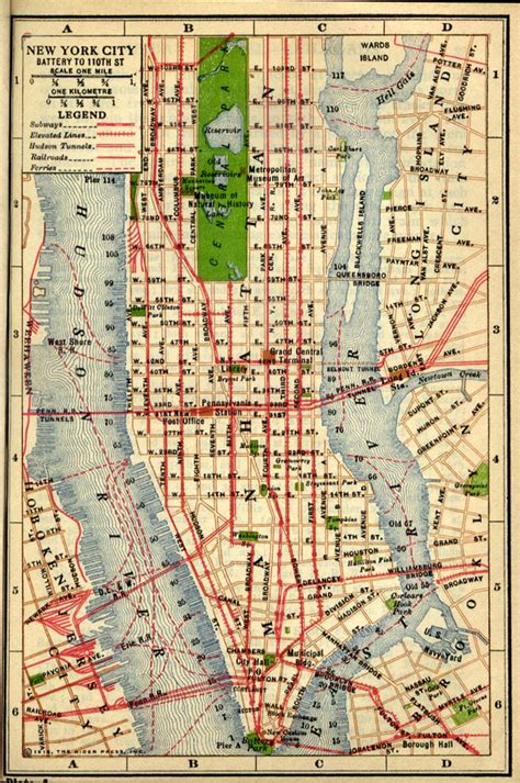Where Is New York City On A Map by New York Maps Perry Casta 241 Eda Map Collection Ut