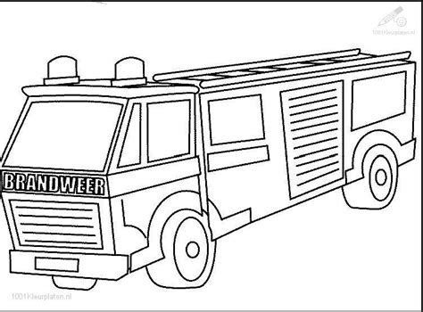 fire department coloring pages coloring pages