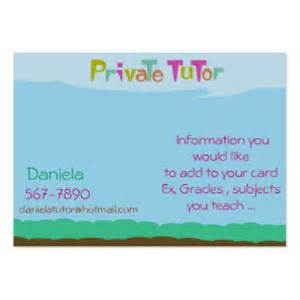 tutoring business cards 402 tutor business cards and tutor