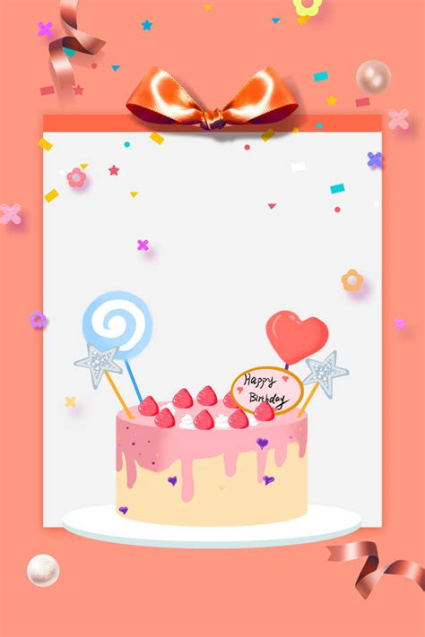 fantasy spot happy birthday poster background birthday