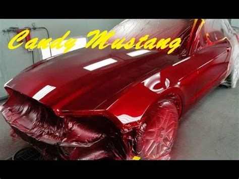 candy mustang youtube
